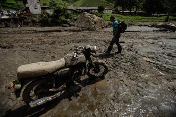 Colombia, frana devasta Mocoa: 200 morti