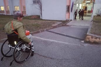 Disabile non può raggiungere il seggio: Negato diritto al voto