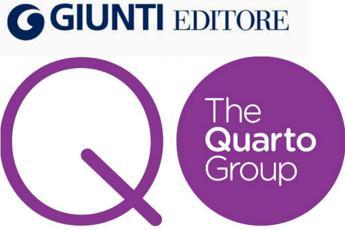 Giunti acquisisce 20% di Quarto Group