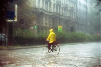 'Domenica bestiale': piogge e temporali sull'Italia