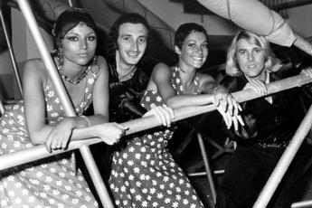 Sanremo, reunion dei Ricchi e Poveri all'Ariston