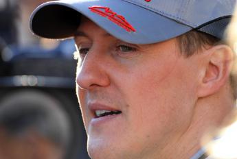 Schumacher, foto rubate in vendita a 1 milione