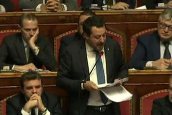 Caso Gregoretti, parla Salvini
