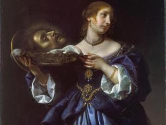 <br /> <p>'Salomè con la testa del Battista' di Carlo Dolci, 1670 circa</p></p> <p>