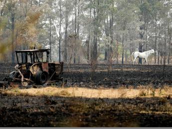 Australia, 'stagione incendi alimentata dal climate change'