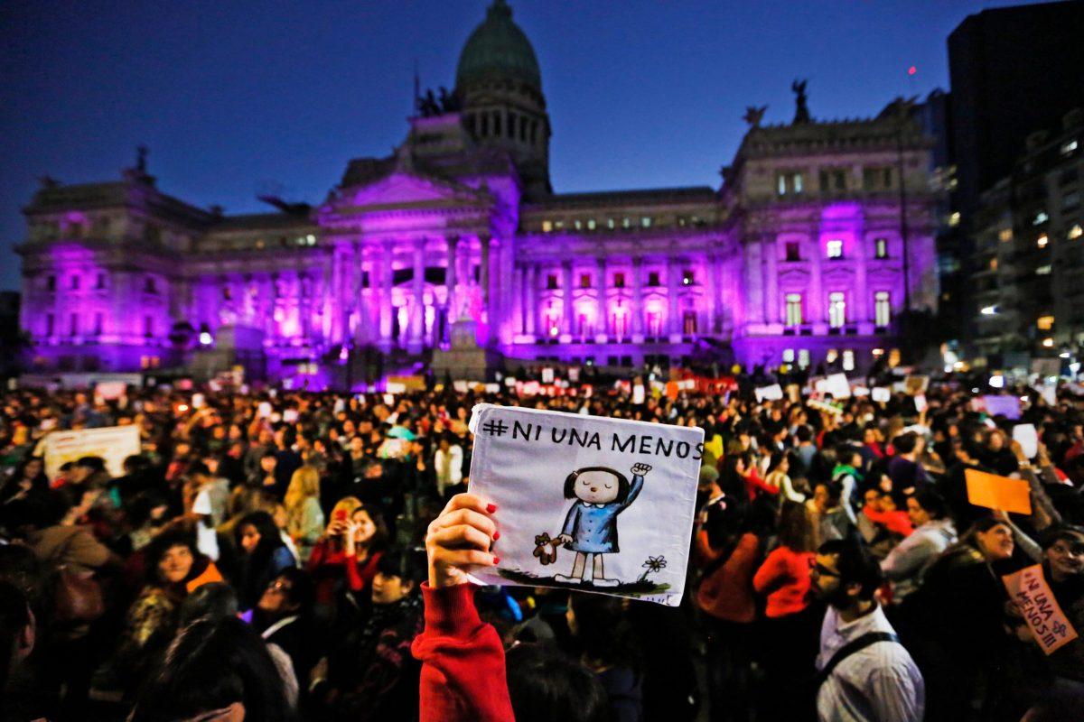#NiUnaMenos: a 5 años, de las calles a las redes sociales – ADN