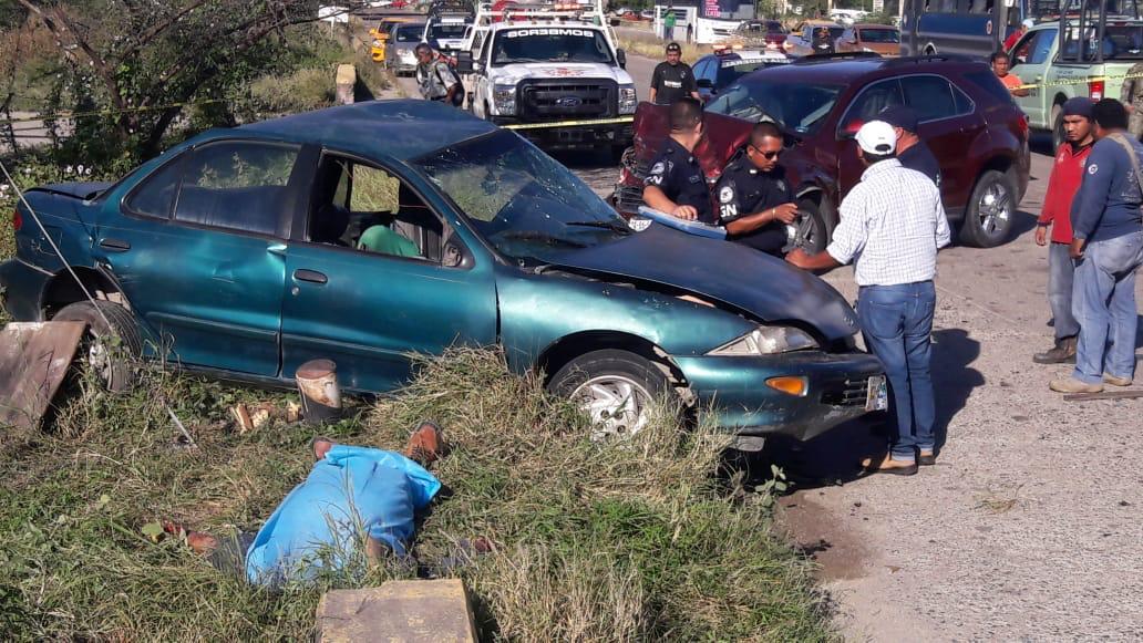 Un muerto y una lesionada saldo de choque en Salina Cruz (09:32 h) - ADNl sureste