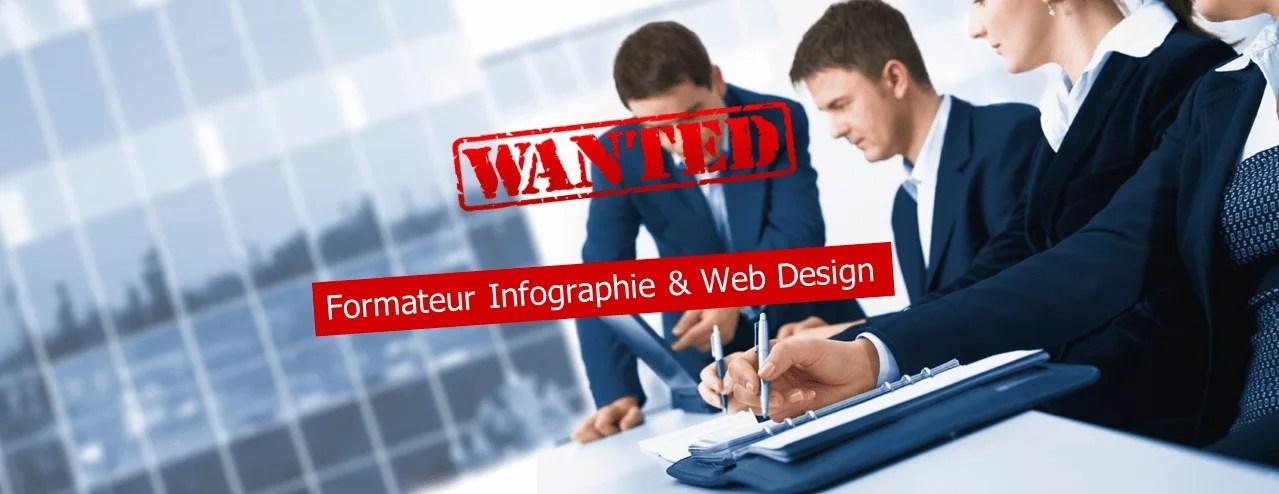 formateur infographie web design