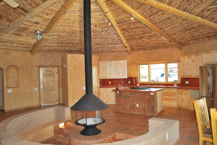 Photo Gallery Of Rammed Earth Homes Soledad Canyon Earth