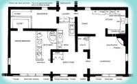 Solar Adobe House Plan 1576 - Affordable solaradobe house ...