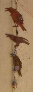 ravens wind chime