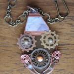 Pendant, steampunk
