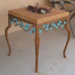 Tufa Table Planter