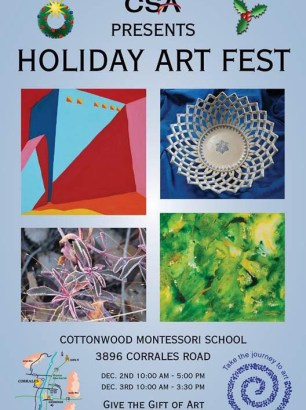 Corrales Holiday Art Fest 2017