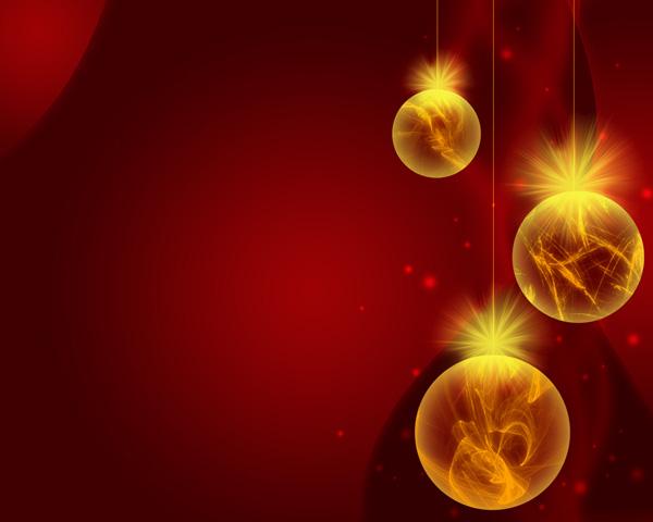 Christmas Ornaments Lights Balls Photoshop Tutorials