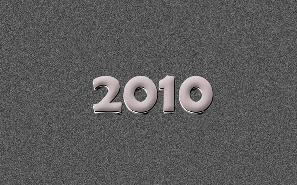 How to Create a Silver Text Effect with Adobe Photoshop CS4