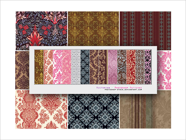 Victorian PS Patterns