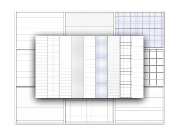 Tileable Notepad Patterns