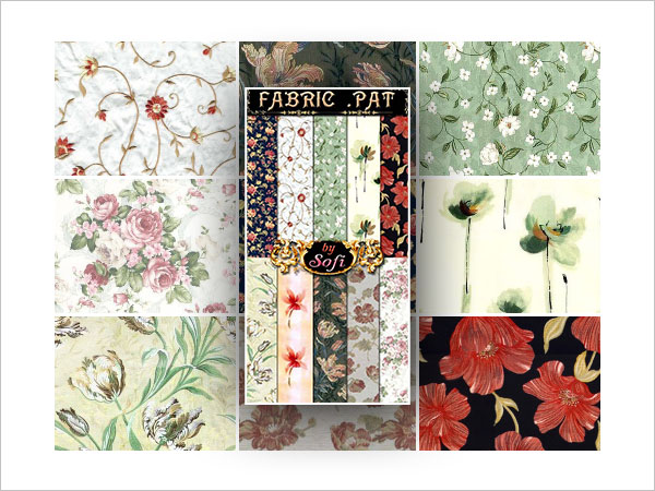 Floral Fabric Patterns