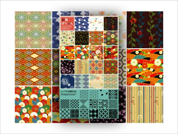 Japanese Style Patterns