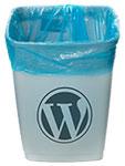 WordPress Garbage Collector
