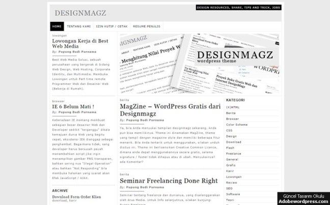 magzine-wordpress-temasi
