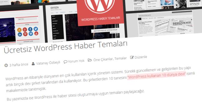 wordpress-link-iliskilendirme