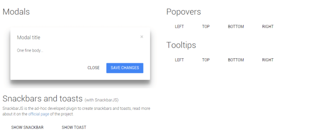 bootstrap-materialdesign13