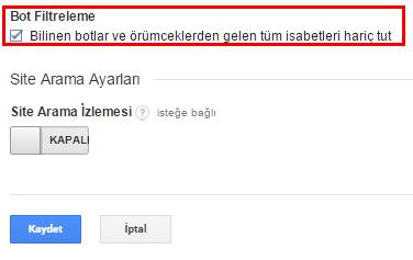 Google-Analytics-Bot-Filtering-Spam