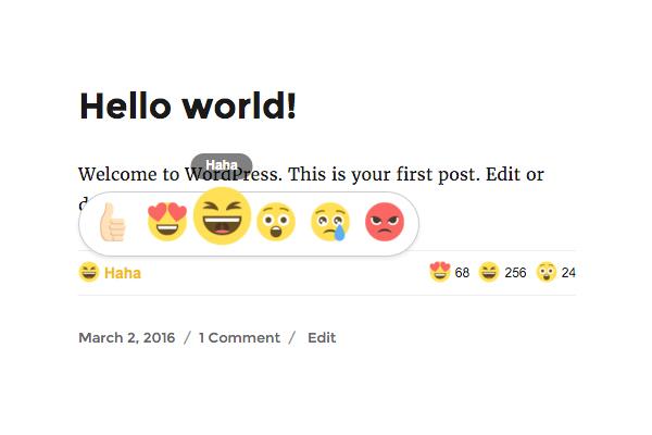facebook-reactions-wordpress-screenshot-1