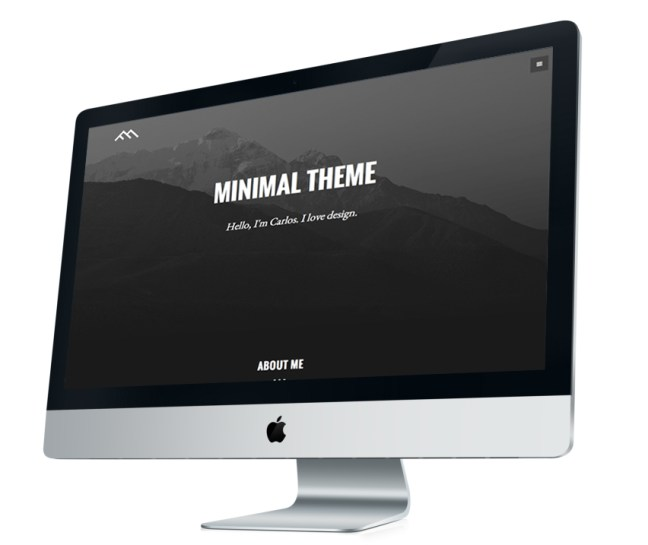 minimal-template