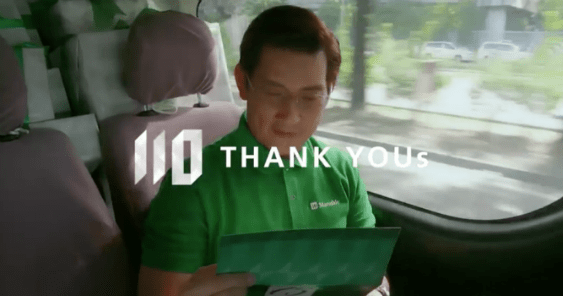 Campaign Spotlight: Manulife Philippines culminates 110th anniversary with 110 Thank Yous