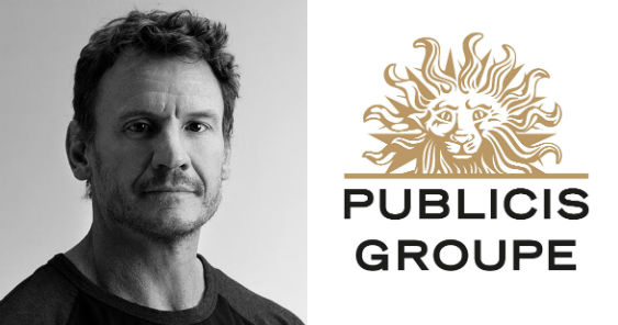 Nick Law joins Publicis as Chief Creative Officer of Publicis Groupe and President of Publicis Communications