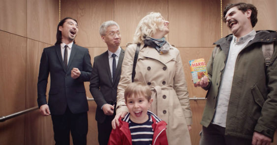 Campaign Spotlight: Quiet Storm creates campaign to support HARIBO Fruitilicious product
