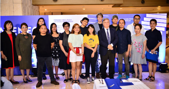 Ateneo Art Gallery presents the shortlisted artists and writers for the Ateneo Art Awards 2018