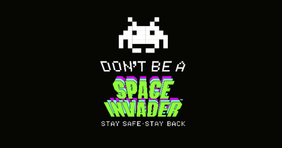 Campaign Spotlight Adam Eveddb Calls In Space Invaders For Highways England Campaign Adobo Magazine Online