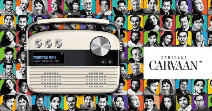 Campaign Spotlight: The Womb's Campaign for Saregama Carvaan Tops WARC Effective 100 Rankings for Most Effective Campaign in 2018