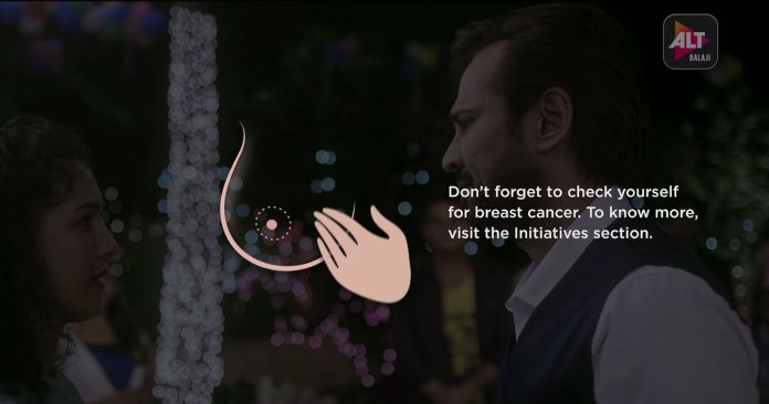 "Campaign Spotlight: Grey India Turned ALTBalaji's Buffering Symbol into a ""Breast Buffer"" to Fight Against Breast Cancer"