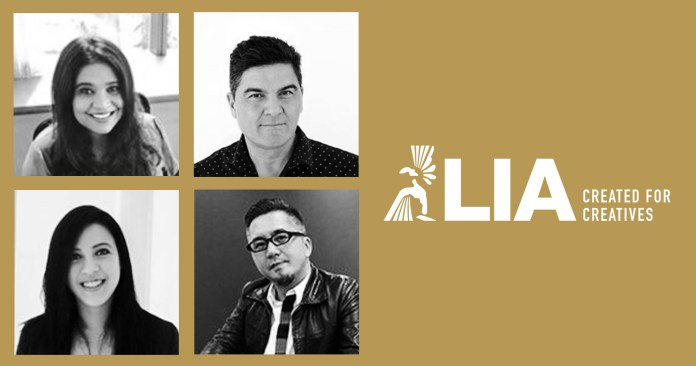 LIA 2019: Meet the Asian Representatives at This Year's Non-Traditional Jury Lineup with Award-Winning Creatives from Philippines, India, UAE and Taiwan