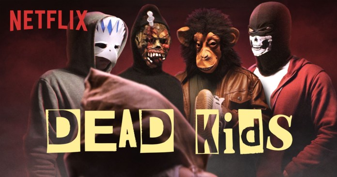 Film: The first Netflix Original from the Philippines, Mikhail Red's Dead Kids set for Global Release