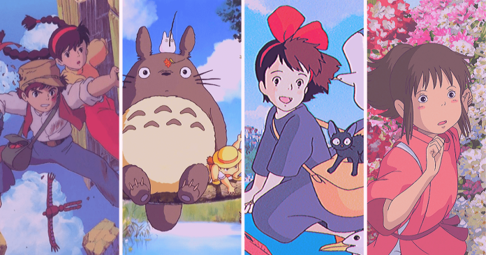 Entertainment: Netflix Acquires 21 Studio Ghibli Masterpieces to Release Around the World Starting February 2020