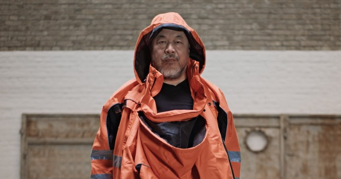 Campaign Spotlight: Ai Weiwei & HORNBACH Democratise Art by Making It Accessible For Everybody, 'Safety Jackets Zipped the Other Way'