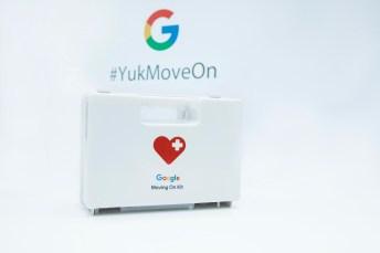 Google Moving On Kit #yukmoveon