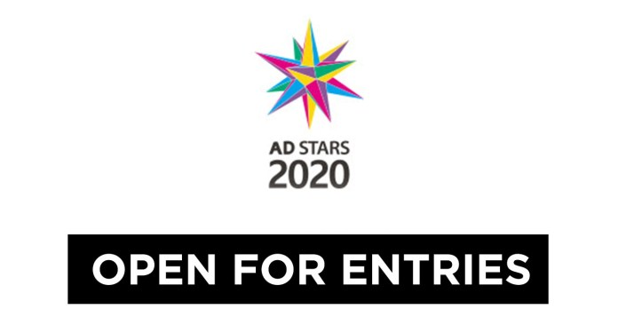 "AD STARS 2020: Call for Entries is Now Open for This Year's Festival with the Theme ""RE:AD Re-think 