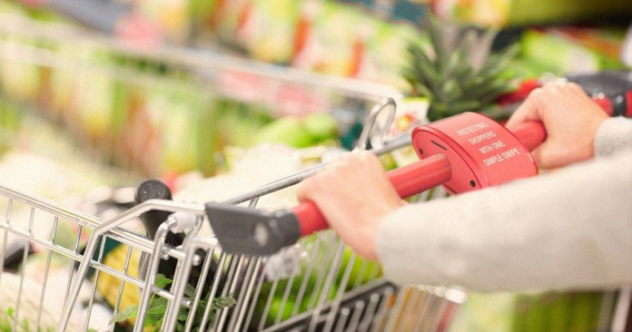 Technology: Creative commerce agency Geometry redeploys sanitizing tech for retailers trolleys