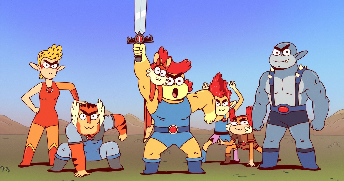 Entertainment Cartoon Network To Bring Back Thundercats In All New Series Adobo Magazine Online