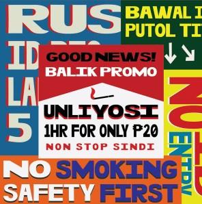 Design Type63 Puts The Spotlight On Philippine Typography Through Social Media Adobo Magazine Online