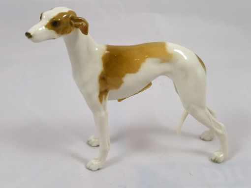Hutschenreuther Porcelain Whippet
