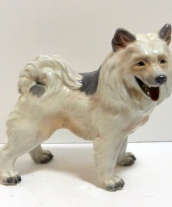 Husky Greenland Hound Dog Side- Dog's Tale Collectibles