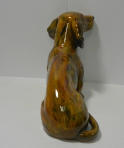 Large Hand Painted Dachshund Dog Back 101- Dog's Tale Collectibles
